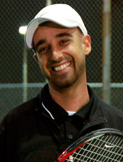 Tennis champion Ashvin Soin, guest on the Mental Game TV Show