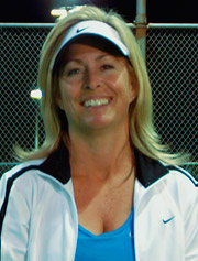 Tennis Player Cami Runnalls, guest on the Mental Game TV Show